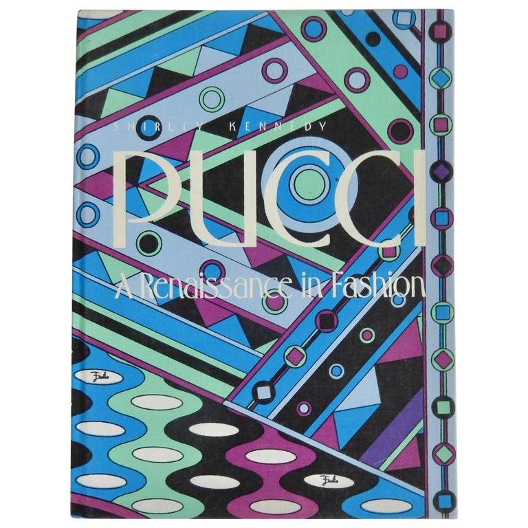 "1991 Monograph, ""Pucci A Renaissance in Fashion"" Book"
