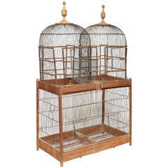 French early 19th Century Birdcage