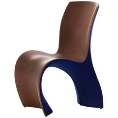 3 Skin Soft Chair by Ron Arad Upholstered in Fabric or Leather for Moroso