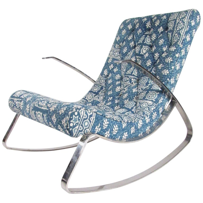 Mid-Century Modern Homecrest Wire Deck Chairs For Sale at 1stdibs