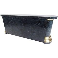 Vintage Modern Decorator Style Sideboard