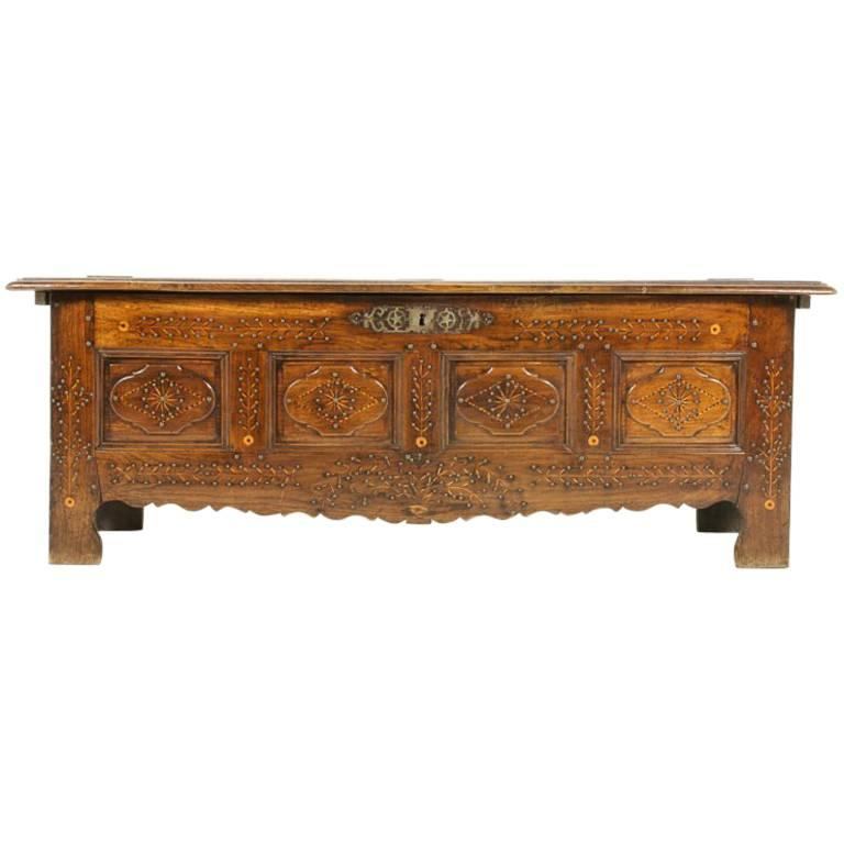 Early 19th Century French Coffer