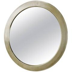 Tiffany & Co., American Art Deco, Sterling Silver Table Mirror, 1920s
