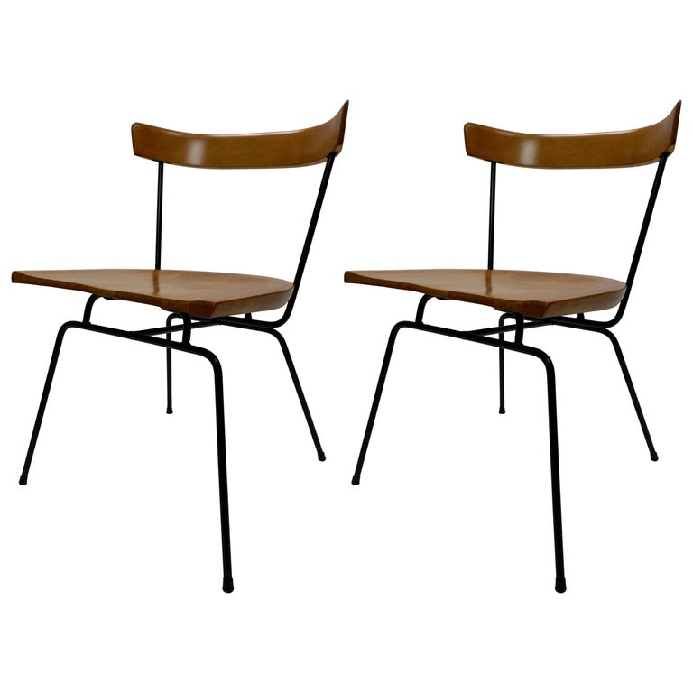 Paul McCobb Planner Group Model 1535, Pair of Chairs