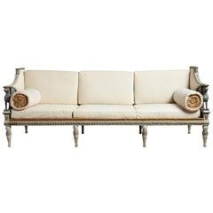 Gustavian Armchairs