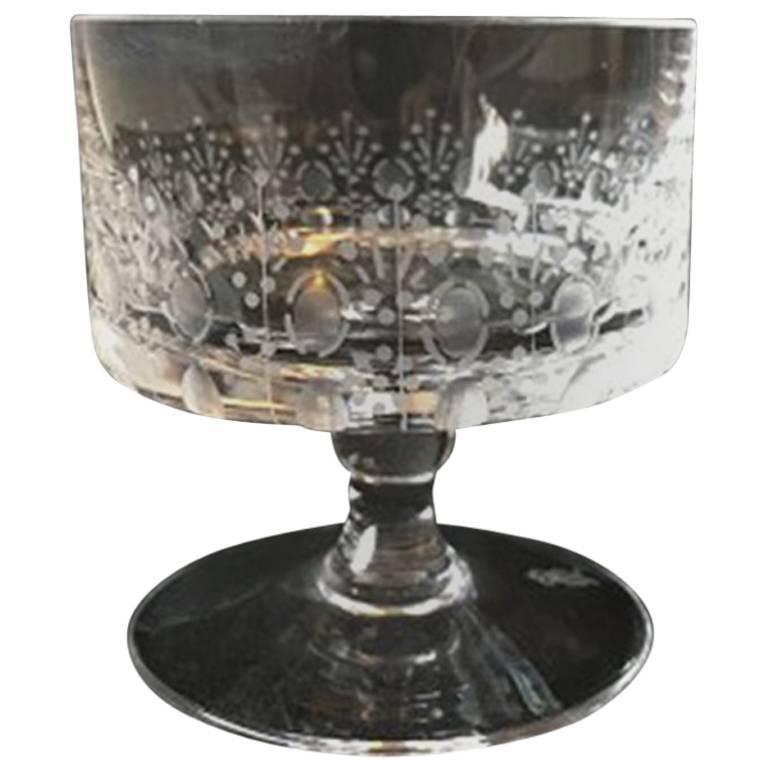 Romanze Liquor Glass by Bjorn Wiinblad, Rosenthal