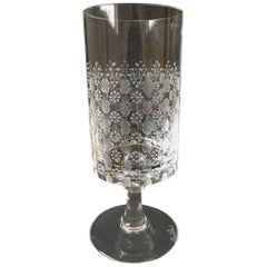 Romanze Red Wine Glass by Bjorn Wiinblad, Rosenthal