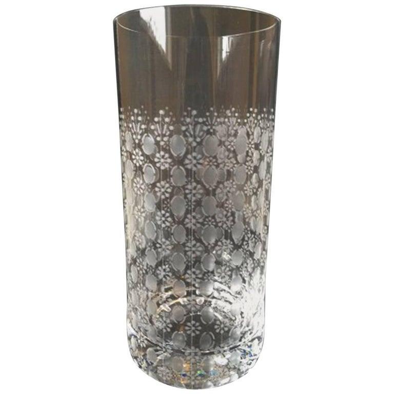Romanze Water Glass by Bjorn Wiinblad, Rosenthal