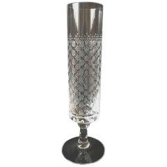 Romanze Champagne Flute by Bjorn Wiinblad, Rosenthal
