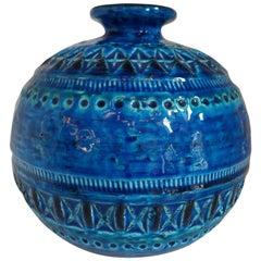 Bitossi Sphere Vase by Aldo Londi
