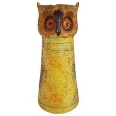 """Rosenthal Netter Italian Ceramic """"Owl"""""""