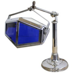 Art Deco Desk Lamp by Pirouette, circa 1920s