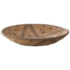 Fine Yavapai Apache Basketry Bowl