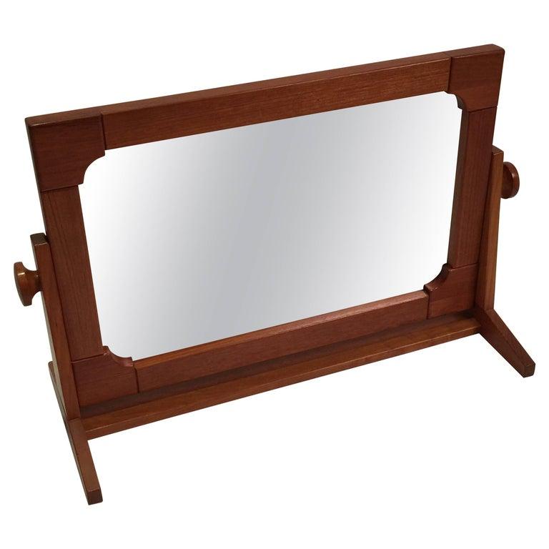 Table Top Cheval Mirror by Pedersen & Hansen