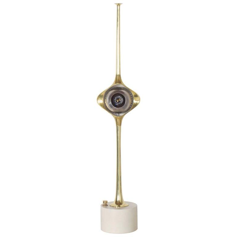 Cobra Lamp by Angelo Lelli for Arredoluce, 1960s