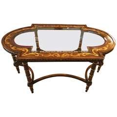 Francesco Molon Coffee Table by Gimme Furniture Co. Finely Inlaid