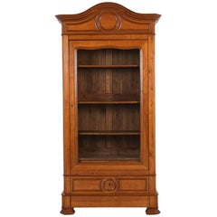 19th Century French Louis Philippe-Style Bookcase