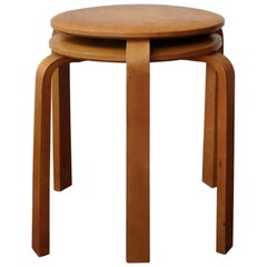 Pair of Stacking Stools Sweden