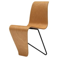 André Bloc Rare 'Bellevue' Chair