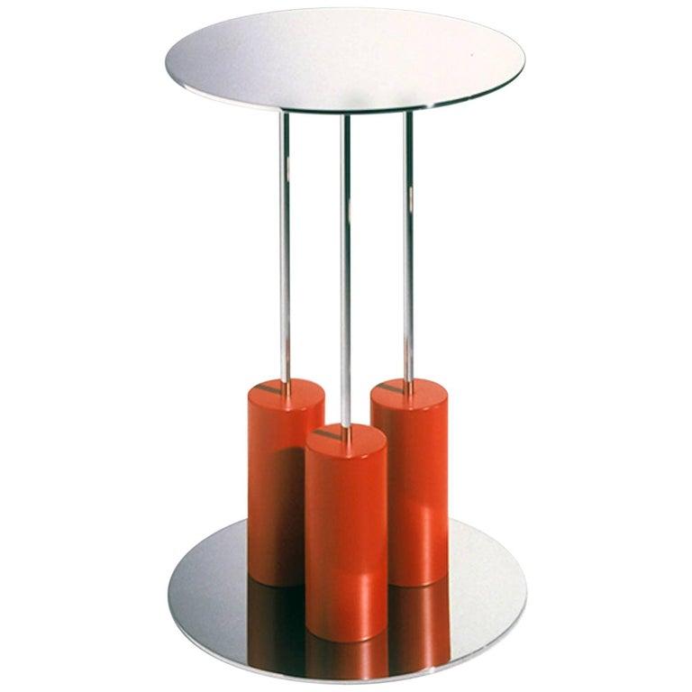 Ettore Sottsass, Coffee Table, Out Production, Oak Design Edizioni, Italy