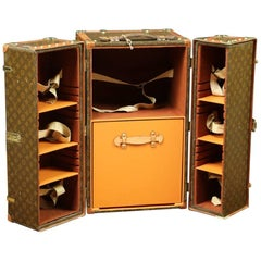 Louis Vuitton Library Trunk, circa 1930s