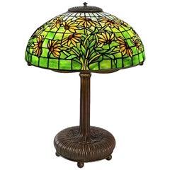 "Tiffany Studios ""Black-Eyed Susan"" Table Lamp"