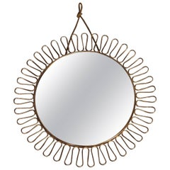 Josef Frank Style Mirror
