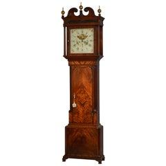 Fine George III Longcase Clock by J. Butler, Bolton