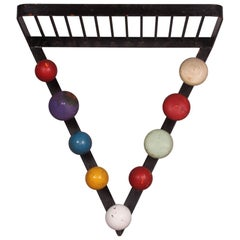 Multicolor Coat Hanger