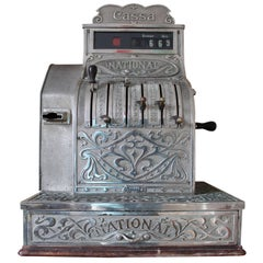 Antique Cash Register from National