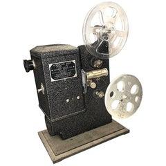 Kodak Movie Projector, circa 1934, Original Black Finish, Correct Display Piece