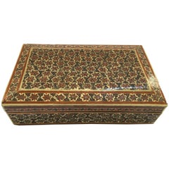 Persian Micro Mosaic Box
