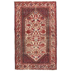 Nice Antique Persian Malayer Rug