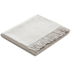 100% Peruvian Royal Baby Alpaca Dimma Throw by Fells/Andes