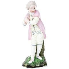 Rococo-Boy after Melchior, Höchst, 1770-1774