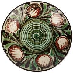 Danish Art Pottery Bowl by Herman August Kahler, 20th Century