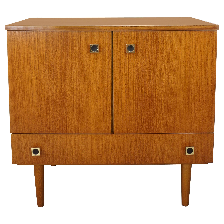 Arne Vodder Rosewood Desk Or Dresser Top Organizer, Denmark, 1960S