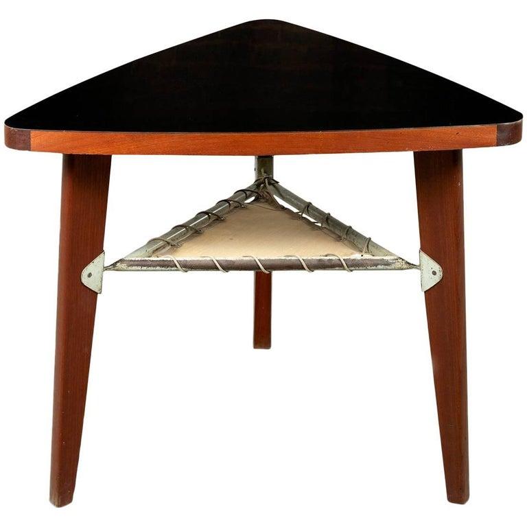 Pierre Jeanneret Pedestal Table, 1950