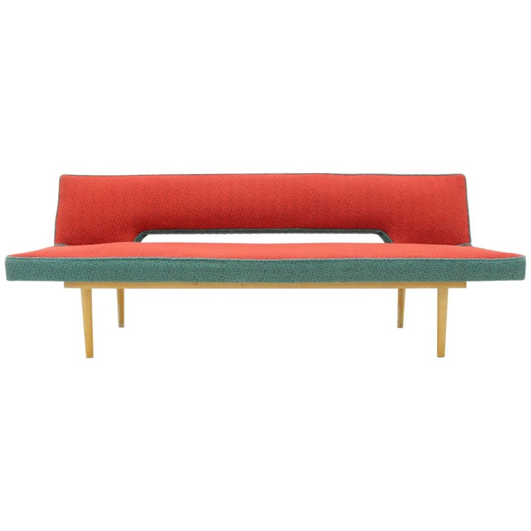 Midcentury Sofa Designed by Miroslav Navrátil, 1960s
