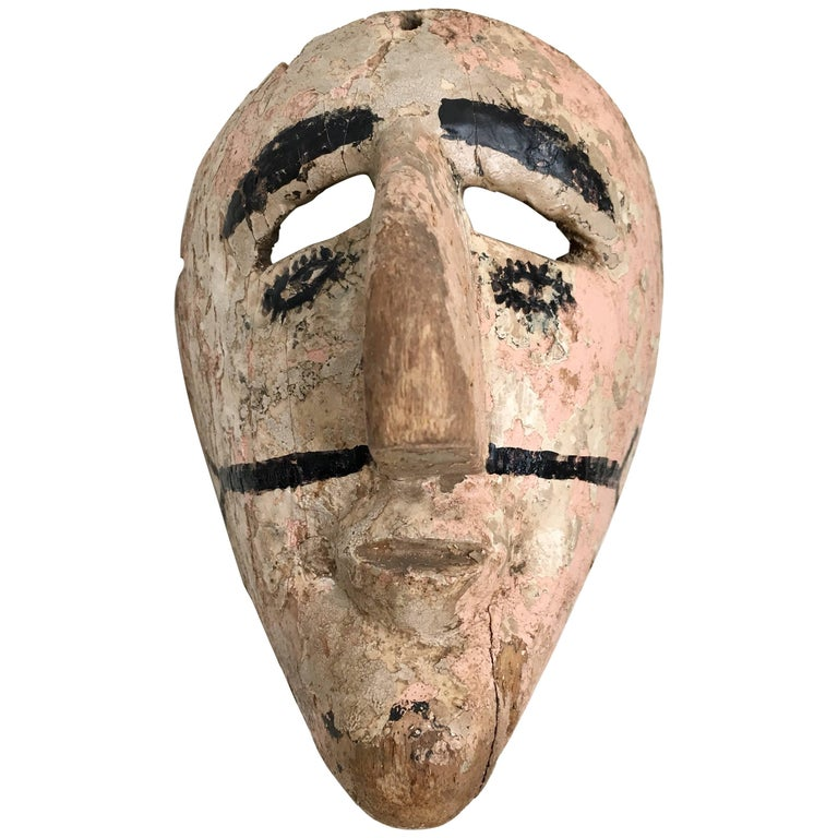 Archer Mask from Mexico