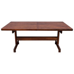 Sergio Rodrigues Extension Dining Table