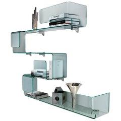 Foulard Mod. C Shelf by Studio Klass for Fiam