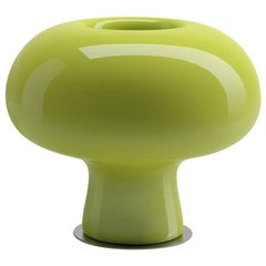 Boyo Decorational Element in Lacquered Green Polyethylene by Gentle Giants