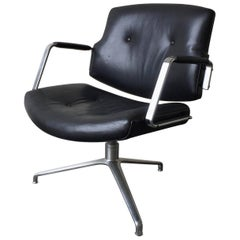 Rare Fabricius and Kastholm FK84 Lounge Chair