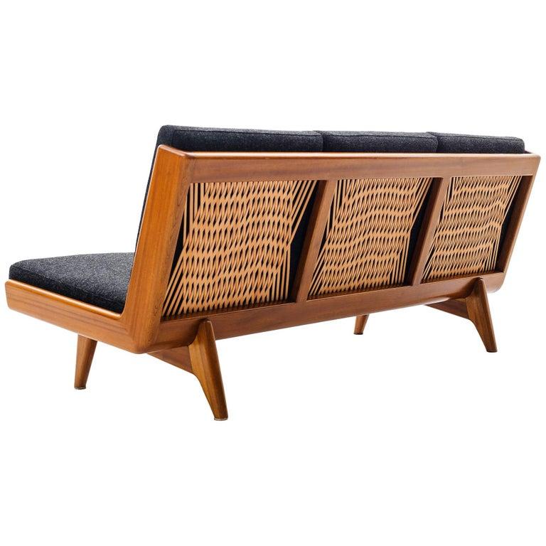 """Sofa """"Studio"""" by Carl-Gustaf Hiort af Ornäs, 1950s"""