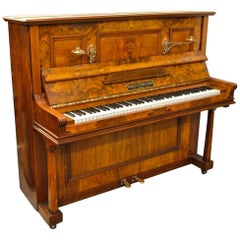 Robert Westphall Piano in Burl Walnut