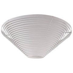 Large Ceiling Lamp A622 Designed Alvar Aalto for Valaisinpaja Oy