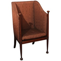 Edwardian Hall Chair
