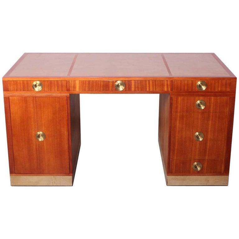 Partners Desk by Edward Wormley for Dunbar
