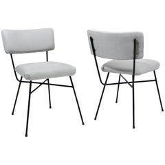 Light Grey Elettra Chairs Studio BBPR for Arflex 1954